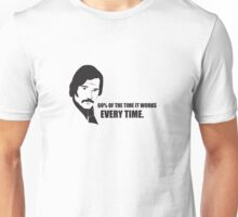 Anchorman T-Shirts - 60% of the time Unisex T-Shirt