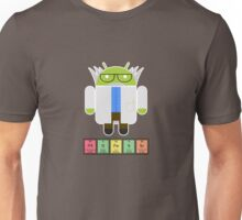 Professor Droid Unisex T-Shirt