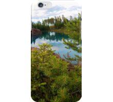 Blue Lake iPhone Case/Skin