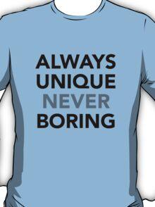 Always Unique - Light T-Shirt