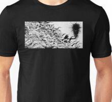 AUFKOMMEN DER AALE Unisex T-Shirt