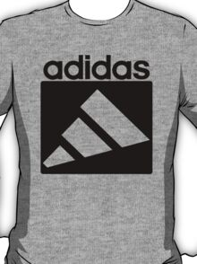 Adidas Performance Logo Rotated T-Shirt