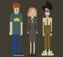 The IT Crowd by Tom Trager