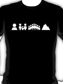 Holga White T-Shirt