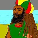 """Rastafarian"" Age 16 by Watson  Mere"