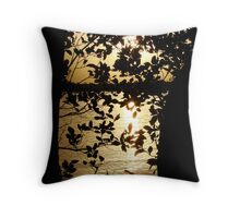 Mangrove Sun Throw Pillow