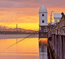 The Fisherman by Lynden