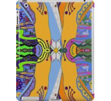 Japonica Mirror iPad Case/Skin