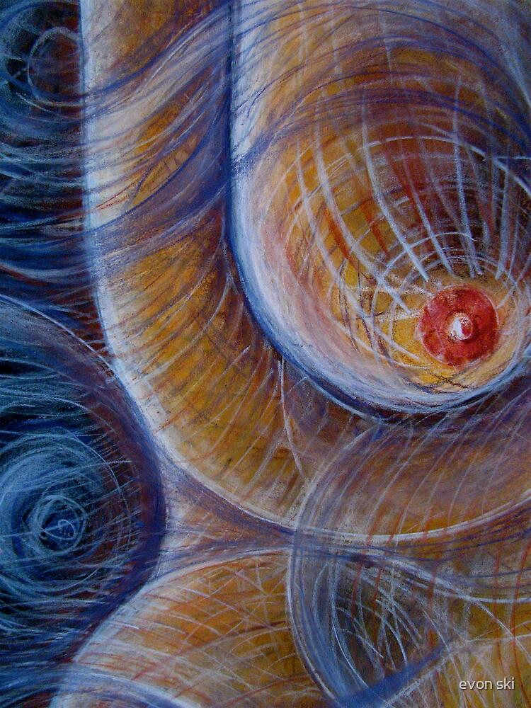 Circular Breast by evon ski