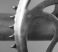 Old Bike Gear by Christopher Herrfurth