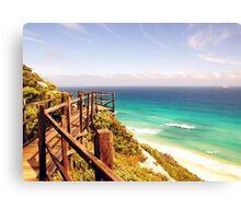 Ocean lookout Canvas Print