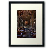 Soul Destination Framed Print