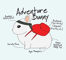 Adventure Bunny by Styl0