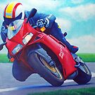 Ducati 916 by Brian Commerford