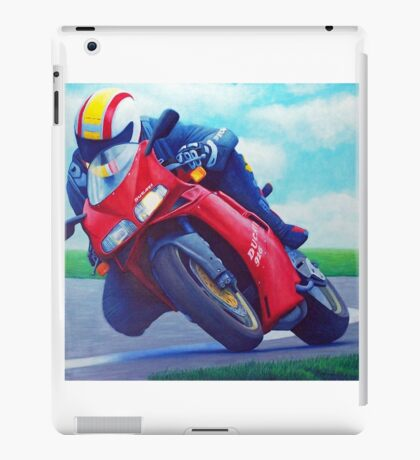 Ducati 916 iPad Case/Skin