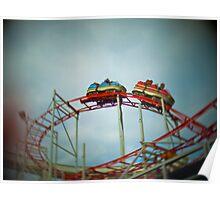 The Big Dipper, Luna Park Poster