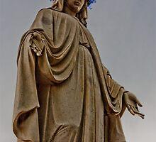 Mary Illuminated by Daniel Owens
