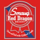 Smaug Red Dragon by Wheels03