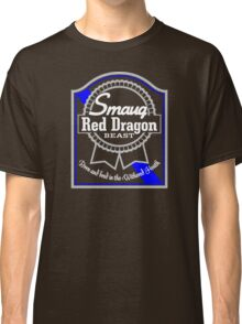 Smaug Red Dragon Classic T-Shirt