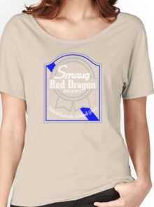 Smaug Red Dragon Women's Relaxed Fit T-Shirt