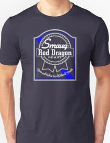 Smaug Red Dragon Unisex T-Shirt