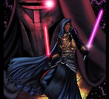 Darth Revan by Jasenstation