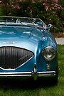 '55 Austin by dlhedberg