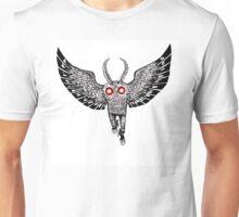 Mothman Lives! Unisex T-Shirt