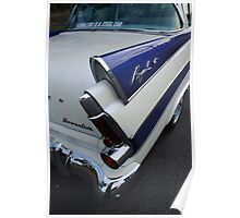 A real car is a steel car Poster