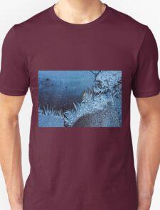 winter forest - frost serie Unisex T-Shirt