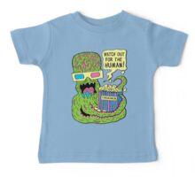 Alien Monster Movie Baby Tee