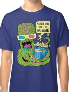 Alien Monster Movie Classic T-Shirt