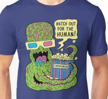 Alien Monster Movie Unisex T-Shirt