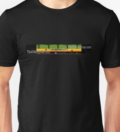 The Old Computer dot com Unisex T-Shirt