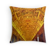 Path of Enlightenment / Excess Throw Pillow