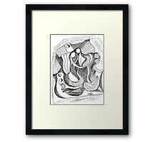 Rendezvous Framed Print