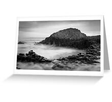 Giant's Cove Greeting Card