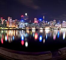 Sparkling City by donnnnnny
