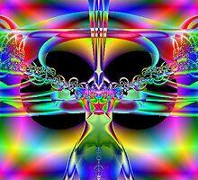 Head Full of Rainbows by BingoStar