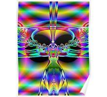 Head Full of Rainbows Poster