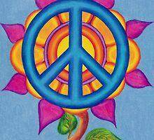 Peace - Drawing Day 2011 by Janice Dunbar