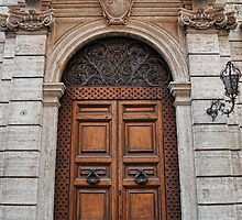 Another great Roma Door. by Tom Davidson