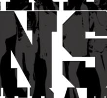 SNSD - Girls' Generation Silhouette Sticker