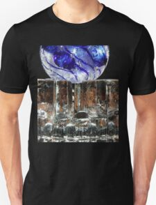 Glass On Glass.. Unisex T-Shirt