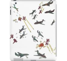 Super Jet Battle iPad Case/Skin