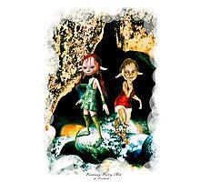 'Pot Elves' Photographic Print