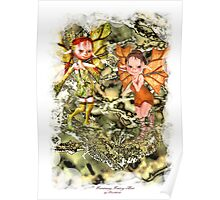'Tree Fairies' Poster