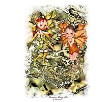 'Tree Fairies' Photographic Print