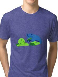 Gummy Bear Dinner Tri-blend T-Shirt