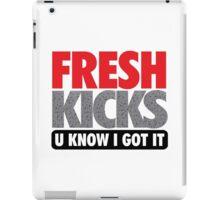 Fresh Kicks - Speckled iPad Case/Skin